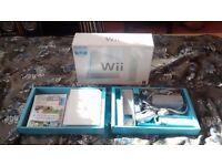 Nintendo Wii Console Wii Sports Edition White Boxed RVL 001
