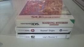 Nintendo DS/3DS Games