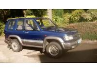 Isuzu Trooper Citation. SWB. 3.5l V6. VERY LOW MILES. Not Discovery or Shogun