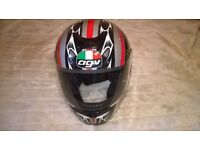 for sale two motorcycle helmets