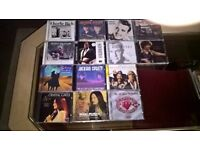 CDs..Country and Western..x 14..