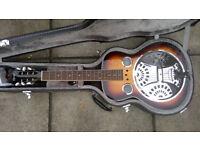 Ozark square neck resonator guitar.