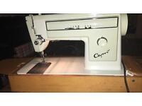 Capri sewing machine
