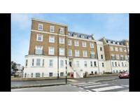 unfurnished 2 bed flat