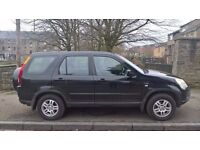 Honda CR-V I-VTEC SE Sport 2.0 2004 (54)**Long MOT**Very Reliable 4x4 for ONLY £1495