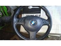 Bmw e46 m.sport steering wheel