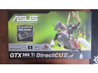 ASUS PC GAMING GRAPHICS CARD