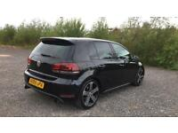 Golf Mk6 Gti, DSG, Black! 280bhp! 300lb/ft of torque!