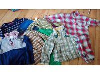 age 2-3 boy bundle of clothes