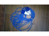 Camping Caravan electric hook up cable