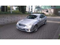 Mercedes clk 220 cdi full amg body kit factory fitted face lift model 6speed manual low miles p.x