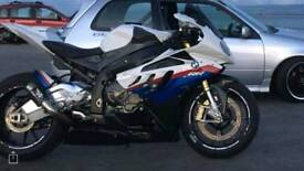 Beautiful bmw s1000r