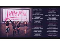 Little Mix ticket x4