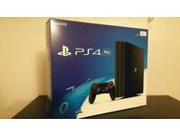 ps4 pro for sale boxed