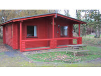 Log Cabin For Sale (Holiday/Business/Investment opportunity)