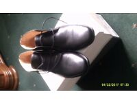 Anatomic Gel Ankle Boot. Size 42 or U.K. 7.5