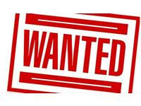 WANTED CAMPING EQUIPMENT