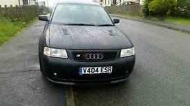 Audi s3 8l quattro