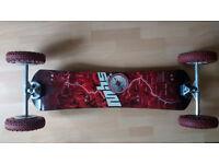 Kite skateboard