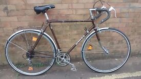 MANS CLASSIC DAWES RACING TOURING BIKE