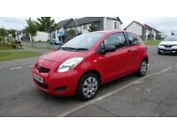 Toyota Yaris 1.0 T2 VVT-I 3dr 1-st owner, excellent condition, low mileage