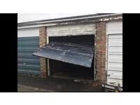 Second hand garage doors