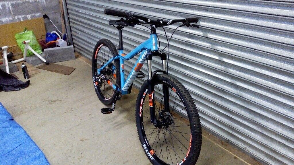 Diamond back heist 1 mountain bike 16 inch frame | in Llanelli ...