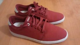 WESC Trainers - Size 8 - Brand New