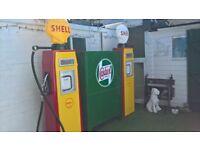 Castrol oil cabinet /hot plate & repo pump cabinets