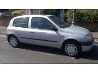 Renault Clio 1.2 - New MOT