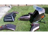 Honda goldwing gl100 trike body parts