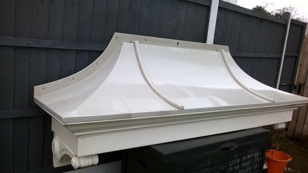 Large Door Canopy Ideal For Patio French Doors Large Doorway Ect