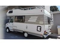 Fiat Hymer 56 Motorhome 5 berth, Excellent Condition 2.5l Diesel Manual, 1988