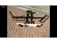 Motocross Bike tow bar