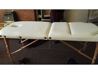 Beauty/massage table