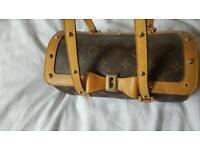 Louis Vuitton medium round bag
