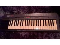 Yamaha PSR-3 49 Key Portable Keyboard - piano substitute for a learner!
