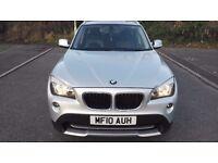 BMW X1 2.0 20d SE xDrive 5dr, Full leather seats/ FSH 4x4