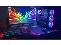 """MSI 27"""" 1440p 165hz monitor"""