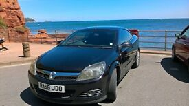 Get ready for summer!!!! Vauxhall Astra Cabriolet T Top Design 2007