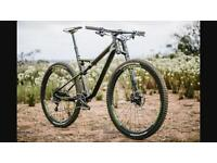 Cannondale Scalpel size medium wanted