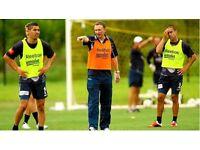 FOOTBALL COACH WANTED, coach 11 aside mens football, football in London, join football team, play uk