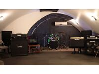 West London Rehearsal Rooms - Great Rates / Full Backline