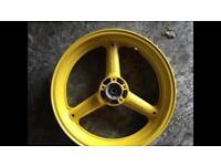 Suzuki GSX Front wheel