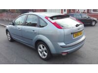 FOR SALE 2006/55 FORD FOCUS 1.6 PETROL