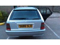 Mercedes C Class Estate for sale