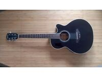 Electric acoustic guitar for SALE GREAT PRICE!!!
