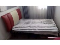Small Double Guest Bed