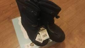 Waterproof Trespass shoes