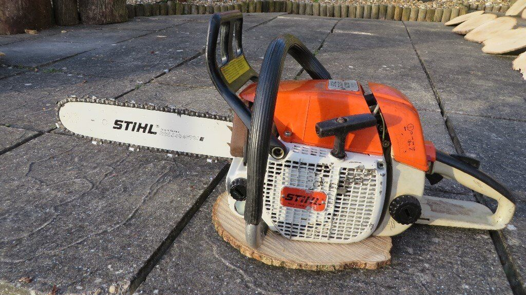 Stihl 038 super chainsaw, 67cc, 15